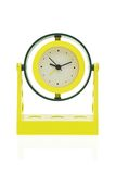 Reloj de alarma electrónico fotografía de archivo