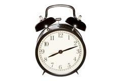 Reloj de alarma mecánico Imágenes de archivo libres de regalías