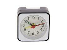 Reloj de alarma moderno i Imagen de archivo libre de regalías