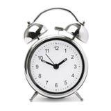 Reloj de alarma retro Foto de archivo libre de regalías