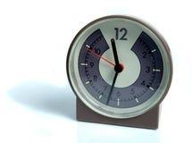 Reloj de alarma retro imágenes de archivo libres de regalías