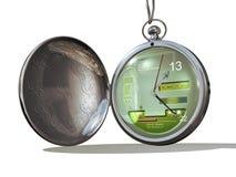 Reloj de alta tecnología del fob