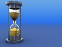 Reloj de arena Fotos de archivo libres de regalías
