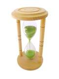 Reloj de arena Imágenes de archivo libres de regalías