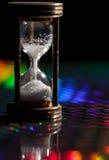 Reloj de arena Fotografía de archivo