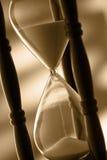 Reloj de arena Foto de archivo