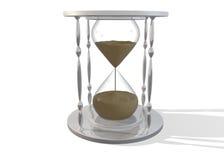 reloj de arena 3D Foto de archivo