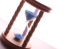 Reloj de arena Imagenes de archivo