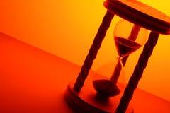 Reloj de arena imagen de archivo libre de regalías