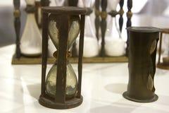 Reloj de arena antiguo Foto de archivo libre de regalías