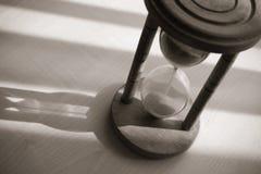 Reloj de arena de la vendimia Foto de archivo libre de regalías