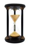 Reloj de arena del vintage Foto de archivo