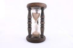 Reloj de arena retro Fotografía de archivo libre de regalías