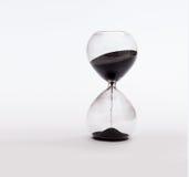 Reloj de arena, vidrio de la arena Fotografía de archivo libre de regalías