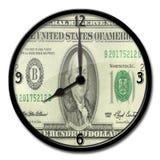 Reloj de Ben Franklin Foto de archivo libre de regalías