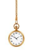 Reloj de bolsillo. Fotos de archivo libres de regalías