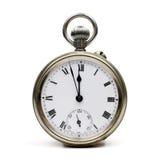 Reloj de bolsillo Fotografía de archivo libre de regalías