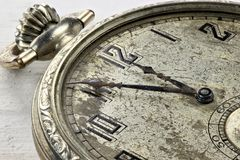 Reloj de bolsillo 05 Fotografía de archivo
