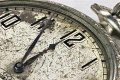 Reloj de bolsillo 06 Fotos de archivo libres de regalías
