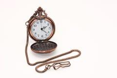 Reloj de bolsillo Imagenes de archivo