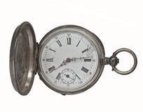 Reloj de bolsillo del vintage Fotografía de archivo libre de regalías