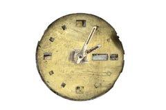 Reloj de bolsillo del vintage - dial solamente Imagen de archivo