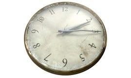 Reloj de bolsillo llevado antiguo imágenes de archivo libres de regalías