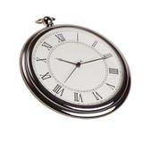 Reloj de bolsillo retro. Foto de archivo libre de regalías