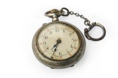 Reloj de bolsillo viejo fotografía de archivo libre de regalías