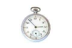 Reloj de bolsillo viejo. Imagenes de archivo