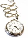 Reloj de bolsillo viejo Fotos de archivo libres de regalías