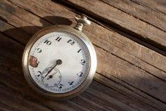 Reloj de bolsillo. Imagen de archivo