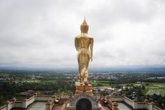 Reloj de Buda la ciudad Fotografía de archivo libre de regalías