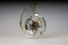 Reloj de cristal Fotos de archivo