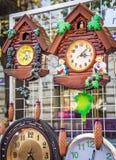 Reloj de cuco Fotos de archivo