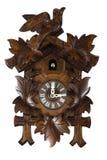 Reloj de cuco alemán Imágenes de archivo libres de regalías