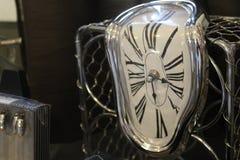 Reloj de fusión foto de archivo