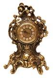 Reloj de la antigüedad Foto de archivo libre de regalías