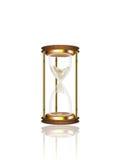 Reloj de la arena Fotografía de archivo libre de regalías