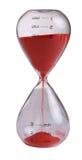 Reloj de la arena Imagen de archivo