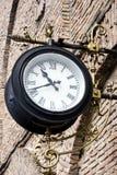 Reloj de la calle Fotos de archivo libres de regalías