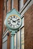 Reloj de la calle Fotografía de archivo libre de regalías