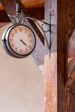 Reloj de la ciudad Foto de archivo