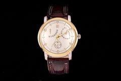 Reloj de la cronografía Imagen de archivo