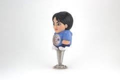 Reloj de la muñeca del hombre Foto de archivo