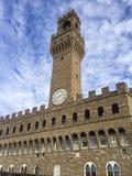 Reloj de la torre imagen de archivo