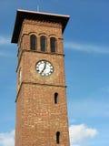 Reloj de la torre fotos de archivo