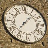 Reloj de la torre de Arnolfo foto de archivo libre de regalías