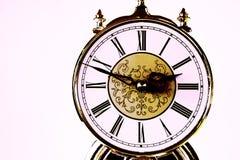 Reloj de la vendimia Fotos de archivo libres de regalías