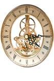 Reloj de la vendimia Fotografía de archivo libre de regalías